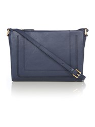 Dickins And Jones Taylor Crossbody Bag Navy