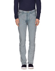 Tommy Hilfiger Denim Trousers Casual Trousers Men Pastel Blue