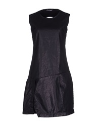 Bad Spirit Short Dresses Black