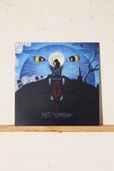 Urban Outfitters Elliot Goldenthal Pet Sematary Soundtrack 2Xlp Black