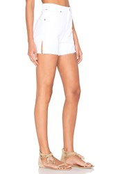 Citizens Of Humanity Corey Short Distressed White