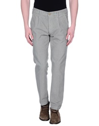 Futuro Casual Pants Light Grey
