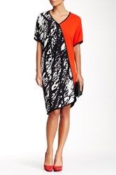Yoana Baraschi Cote D'azur Pop Art Dress Multi