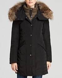 Parajumpers Angie Down Coat Black