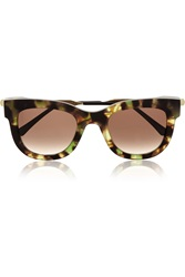 Thierry Lasry Sexxxy D Frame Acetate Sunglasses
