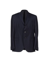 Cantarelli Suits And Jackets Blazers Men Dark Blue