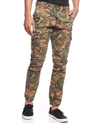Lrg Res And Destroy Cargo Joggers
