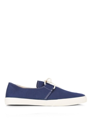 Ymc Canvas Low Top Trainers
