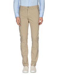 Uniform Trousers Casual Trousers Men Beige