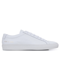 Common Projects Men's Original Achilles Low Sneaker White Common Projects Sneaker Space