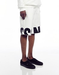 Sons Typeface Sweat Shorts