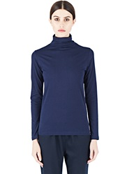 30S Long Sleeved Roll Neck Top