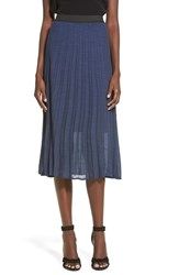 Women's Wayf Pleated Midi Skirt