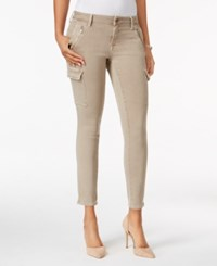 Mavi Jeans Juliette Skinny Cargo Pants Light Taupe