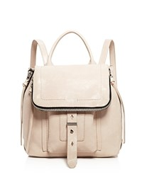 Botkier Warren Backpack Latte Silver