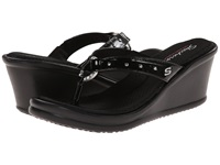Skechers Rumblers Cats Eye Black Women's Sandals