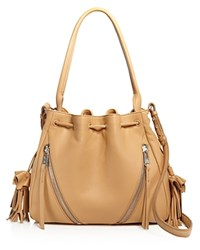 Linea Pelle Ryan Drawstring Satchel Compare At 400 Natural