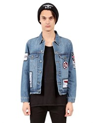 Boy London Boyfriend Cotton Denim Jacket