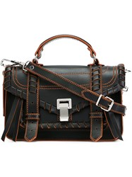 Proenza Schouler Tiny 'Ps1' Satchel Black