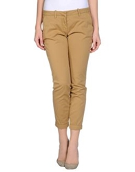 Met And Friends 3 4 Length Shorts Camel