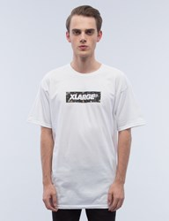 Xlarge Forestry Stencil S S T Shirt