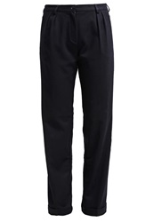 Armor Lux Trousers Rich Navy Dark Blue