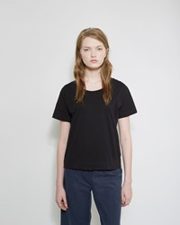 Mhl By Margaret Howell Relaxed T Shirt Black