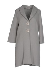Charlott Coats And Jackets Full Length Jackets Women Light Grey