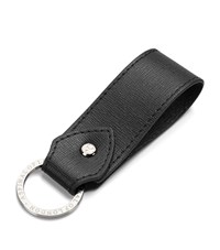 Aspinal Of London Leather Loop Keyring Unisex