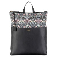 Radley Liberty Leather Backpack Black