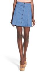 Women's Wayf Denim Skirt