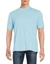 Tommy Bahama Big And Tall Paradise Around Tee Winter Sky Blue
