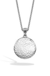 John Hardy Women's 'Dot' Pendant Necklace Silver