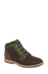 Ahnu 'Harper' Waterproof Bootie Women Brown