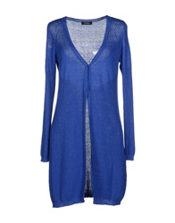 Max And Co. Cardigans Bright Blue