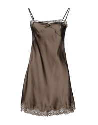 Twin Set Simona Barbieri Nightgowns Beige