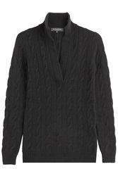 Ralph Lauren Black Label Cashmere Knit Pullover Black