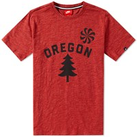 Nike Legacy Graphic Tee Red