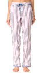 Calvin Klein Underwear Wovens Pj Pants With Piping Peaceful Stripe
