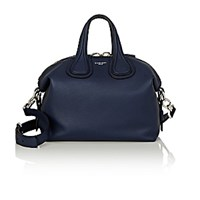 Givenchy Women's Nightingale Small Satchel Navy
