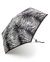Bloomingdale's Mini Zebra Print Umbrella