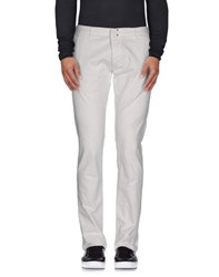 Messagerie Denim Denim Trousers Men Ivory