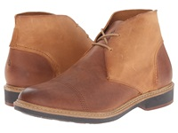 Olukai Pahoa Rum Mustard Men's Lace Up Boots Brown
