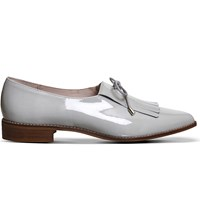 Office Result Kilty Patent Leather Pumps Grey Patent Leather