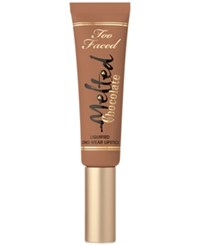 Too Faced Melted Chocolate Liquified Long Wear Lipstick