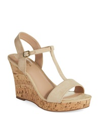 Charles By Charles David Libra Wedges Nude