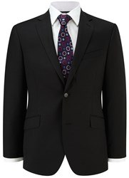 Austin Reed Contemporary Fit Black Jacket