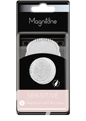 Magnitone Sensitive Replacement Brushes 2 Pack