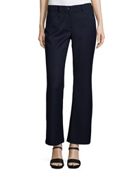 Opening Ceremony Focal Sting Flared Pants Midnight Navy