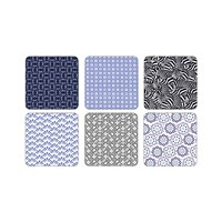 Ted Baker Coasters Langdon Set Of 6